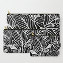 Black White Floral Minimalist by beautifulhomes