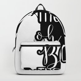 Bless The Lord Oh My Soul Thanksgiving Backpack