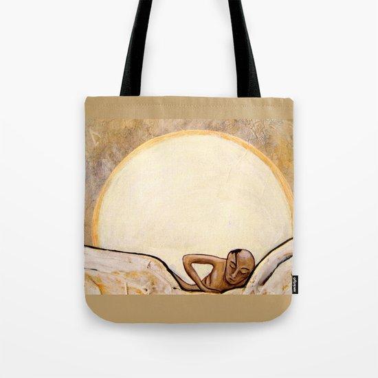solar awakening Tote Bag