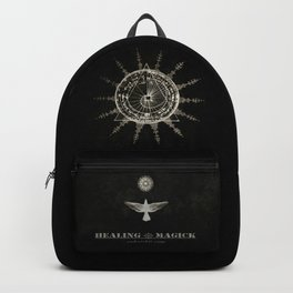 Book of the Sun (akashic records) Backpack