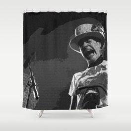 Ahead by a Century - Gord Downie Tragically Hip (alt) Shower Curtain