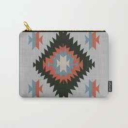Southwestern Santa Fe Tribal Indian Pattern Carry-All Pouch