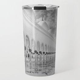 Abu Dhabi Mosque Travel Mug