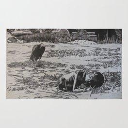 Hambruna (hunger) Rug