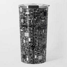 Serious Circuitry Travel Mug