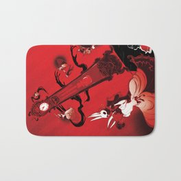 Masque of the Red Death Bath Mat