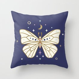 Magic butterfly no2 Throw Pillow