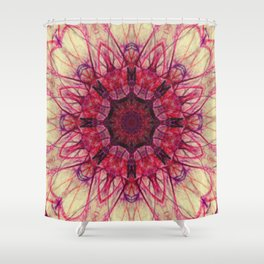 Intention Shower Curtain