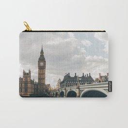 LONDON CITY BIG BEN XXII Carry-All Pouch