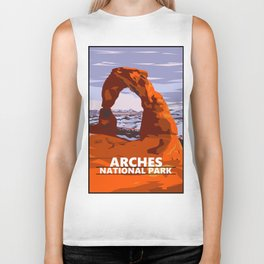 Arches National Park Biker Tank
