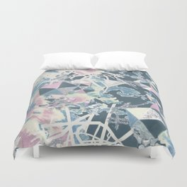 Distracted Duvet Cover