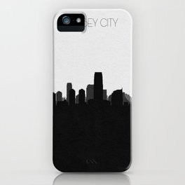 City Skylines: Jersey City iPhone Case
