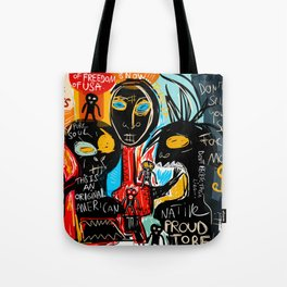 We're the children of freedom Tote Bag
