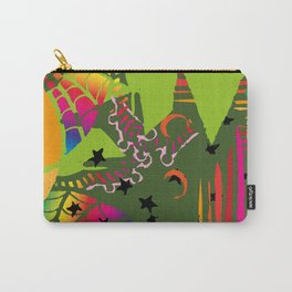 camouflage chaos Carry-All Pouch