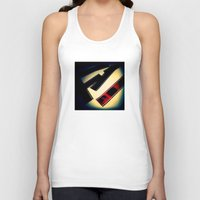 film Tank Tops featuring Film by wendygray
