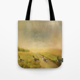 Field Trip Tote Bag