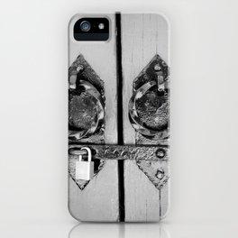lock iPhone Case