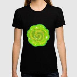 Rick's Portal T-shirt