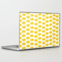 gumball Laptop & iPad Skins featuring Gumball Eyes by Shelby Thompson