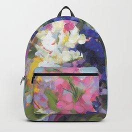 Radiant Spring Bouquet Backpack
