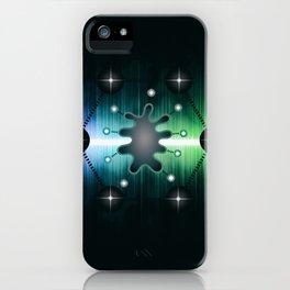 Neuromorphic Chip - Futuristic Technology iPhone Case