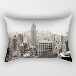 Static Empire Rectangular Pillow
