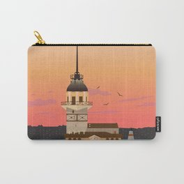 Istanbul Illustration Carry-All Pouch