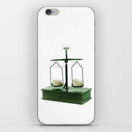 Balança iPhone Skin