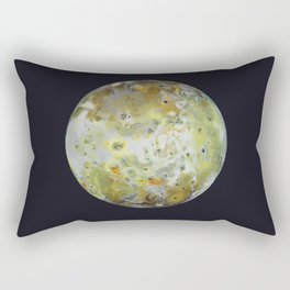 Portrait of Io 2 Rectangular Pillow