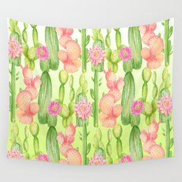 Cactus forest Wall Tapestry