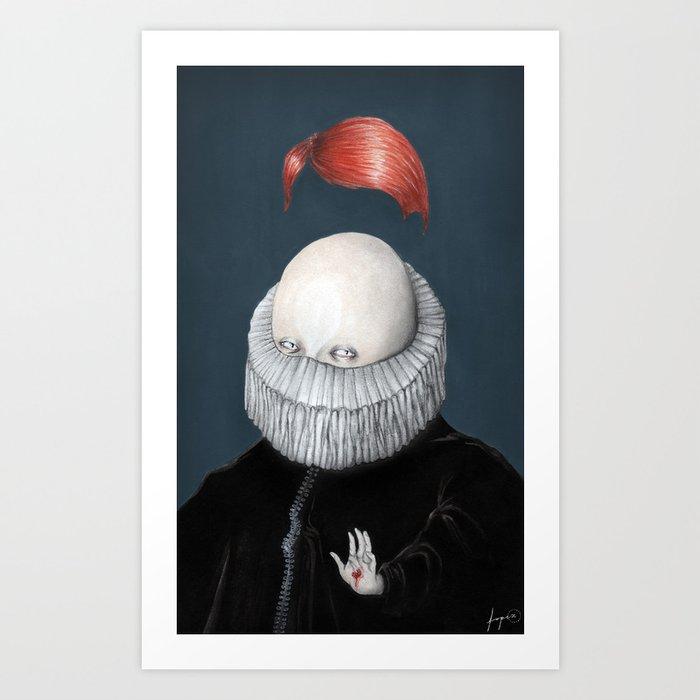 Encarnación: Doble Deidad Art Print