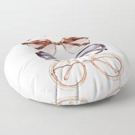 SO CHIC SUNNIES Floor Pillow