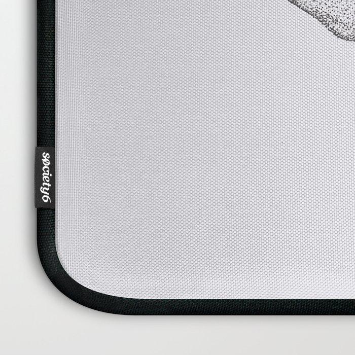 Skull of a Dinosaur Laptop Sleeve