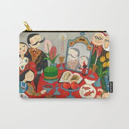Happy Nowruz, Iranian New Year Carry-All Pouch