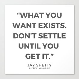 29     | 191109 | Jay Shetty Quotes Canvas Print