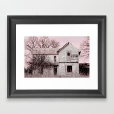 A Broken Dream Framed Art Print