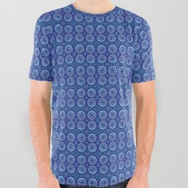 Sea Urchin All Over Graphic Tee