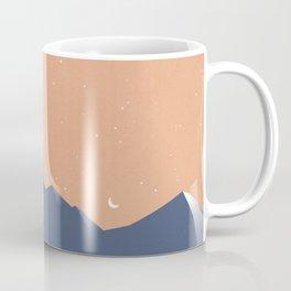 Galaxy Comet Coffee Mug