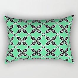 Marriage Motif Rectangular Pillow