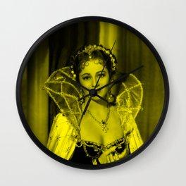 Oliva De Havilland - Celebrity (Photographic Art) Wall Clock