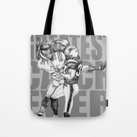 GREATEST CATCH EVER Tote Bag