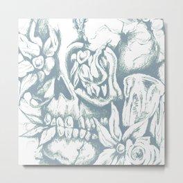 Ajinde Metal Print