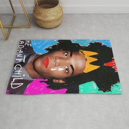 The radiant child Rug