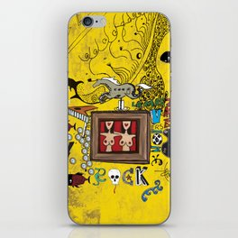 Rock and Fun iPhone Skin