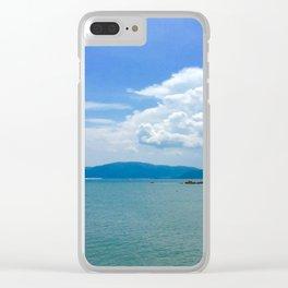 Island View Vietnam Clear iPhone Case