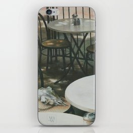 In the Absence of A Dream iPhone Skin