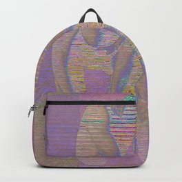 raw touch Backpack