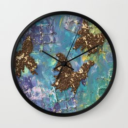 If there's any... Wall Clock