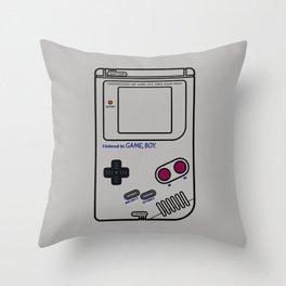 Handheld Classic Throw Pillow