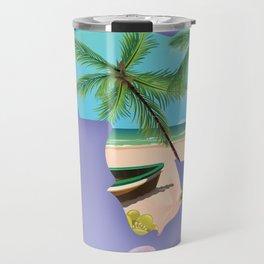 Venezuela map Travel Mug